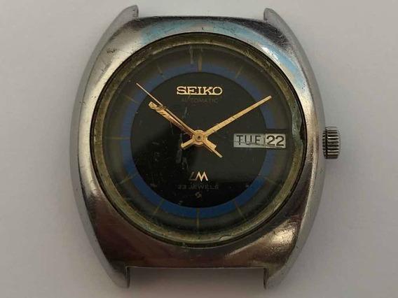 Seiko Lm 5606-6000 Automático P/ Aproveit Peças - R12