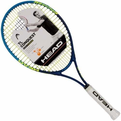 Raqueta Tenis Head Ti Conquest Nano Titanium + Envio Gratis