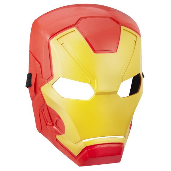 Marvel Máscara Heroes Iron Man