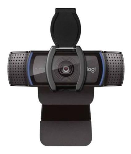 Imagem 1 de 4 de C920e Pro Webcam Logitech Full Hd 1080p C/microfone Duplo