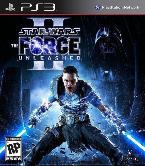 Star Wars The Force Unleashed 2 - Jogos Ps3 Playstation 3