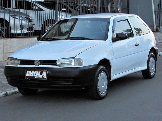 Volkswagen Gol 1.0 Mi 8v Gasolina 2p Manual
