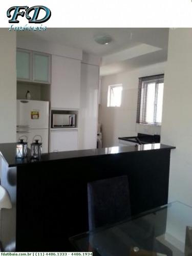Apartamentos À Venda  Em Atibaia/sp - Compre O Seu Apartamentos Aqui! - 1256151