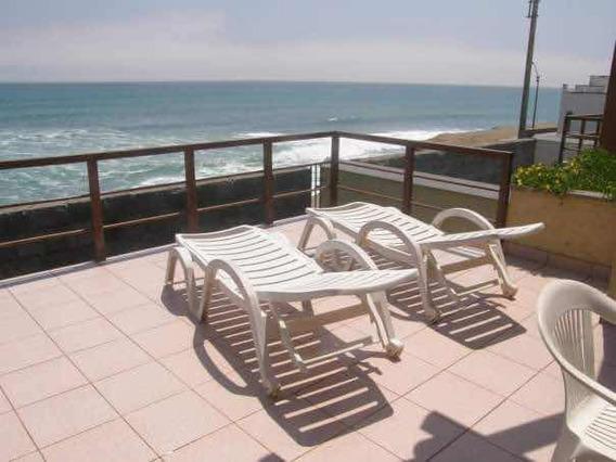 Vendo Casa En Punta Hermosa Frente Al Mar