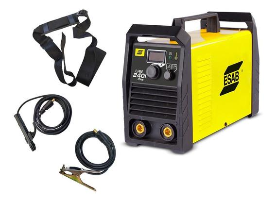 Máquina De Solda Inversora Esab Lhn 240i Plus Esab