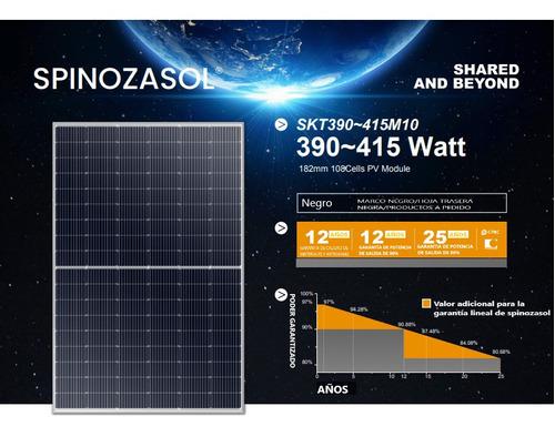 Imagen 1 de 10 de Kit Solar 3 Kw Off Grid Hibrido Sistema E Instalación