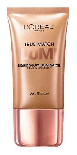 Iluminador Liquido True Match Lumi L'oréal Golden Glow