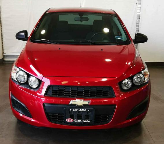 Chevrolet Sonic 2015 4p Ls L4/1.6 Man