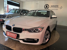 Bmw 320i Sport Gp Active Flex 2015 (baixa Km)