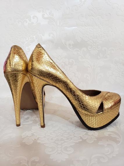 Stilettos Oro 39 Paruolo