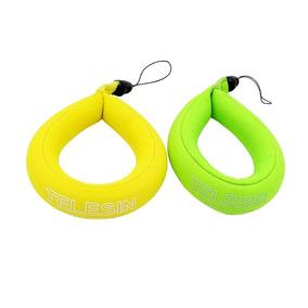 Alças Segurança Flutuantes Coloridas Floating Strap Telesin