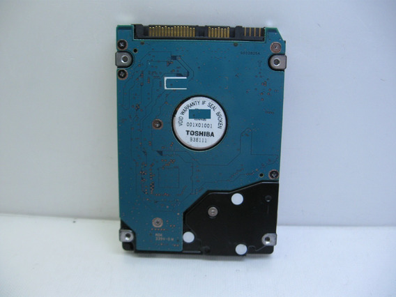 Placa Lógica G002825a Hd 500gb Toshiba Mk5059gsxp