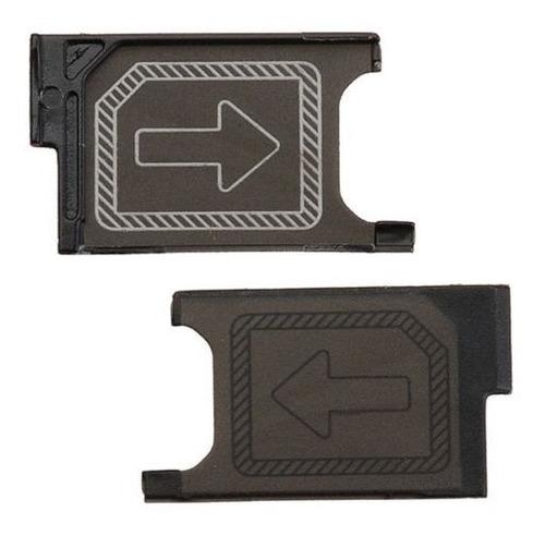 Bandeja Porta Sim Card Sony Xperia Z5 Compact E5803 E5823
