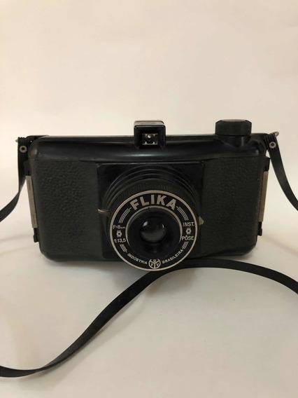 Câmera Flika Analógica E Antiga Anos 60