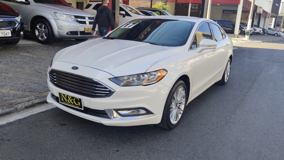 Ford Fusion 2.5 Flex 2017
