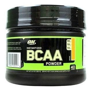 Bcaa Instantized Powder 260g/ 40 Doses - Optimum Nutrition