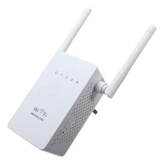 Extension De Rango Wifi Ap/repeater 2 Antenas Circuit