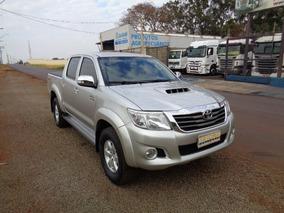 Toyota Hilux 3.0 Srv Ano:2012/muito Nova.