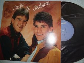 Lp Jads E Jadson, Ela Não Me Esqueceu- Sertanejo, Raro