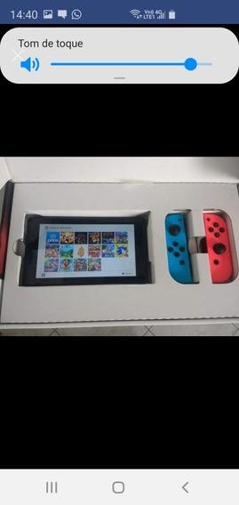 Nintendo Switch Muito Novo