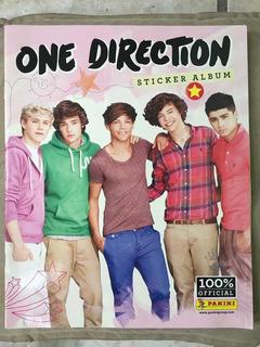 One Direction - Álbum De Estampas Panini