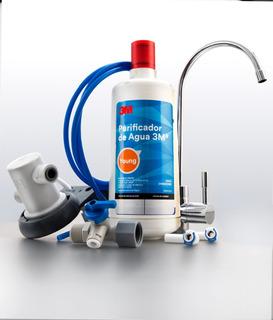 Filtro Purificador De Agua Young Marca 3m Y Kit Instalacion