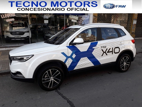 Nueva Faw X40 1.6 Automatica