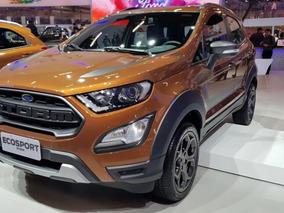 Ford Ecosport 2.0 Entrega Inmediata Anticipo De 60.000 #12