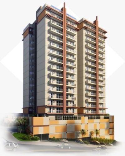 Imagem 1 de 16 de Apartamento  2 Dormitórios 56m 1 Vg Varanda Grill - Centro De São Bernardo Campo - Ap187v - 34528395