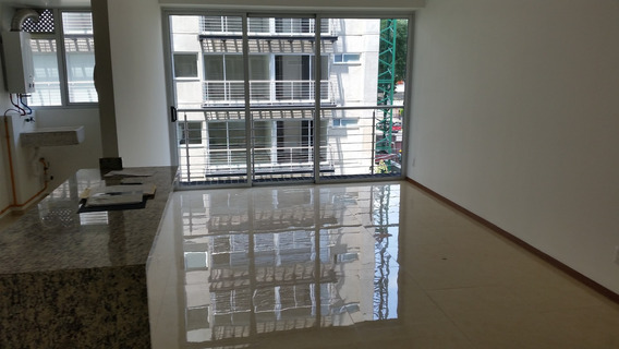 Departmento En Grand Tower Del Valle 2 Piso Con Amenidades