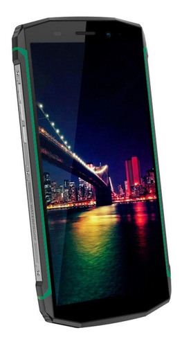 Unnion Technologies SP7 Dual SIM 16 GB Negro/Verde 2 GB RAM