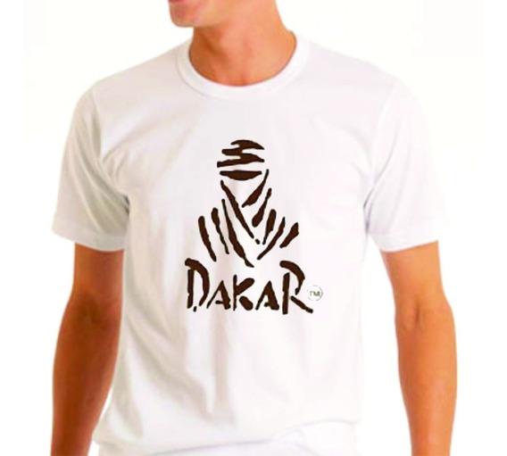 Dakar Remera Estampada Vinilo