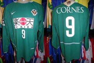 Verdy Tokio 2002 Camisa Titular Tamanho Eg Número 9 Mboma.