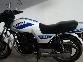 Suzuki Gs450 Año 1986
