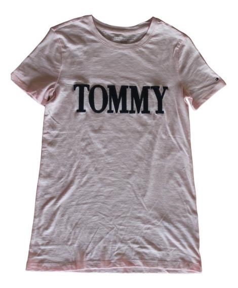 Remera Tommy Hilfiger Mujer Original Importada Usa