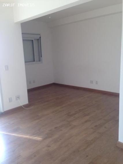 Apartamento Para Locação Em São Paulo, Vila Andrade, 1 Dormitório, 1 Suíte, 1 Banheiro, 1 Vaga - Zzalmsd1