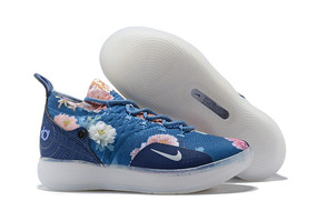 Tenis Nike Kd11 Floral Blue Original Leia O Anúncio