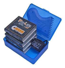 Combo Wax Kit 4 Parafinas 80g Prancha Surf + Box + Chaveiro