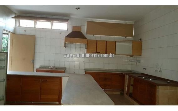 Casa Residencial E Comercial No Boa Esperança Com 3 Suítes - 01084