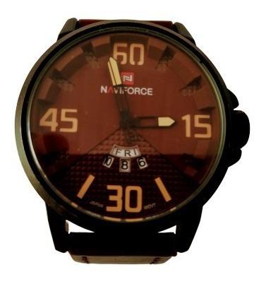 Relógio De Pulso Masculino Jóia Naviforce