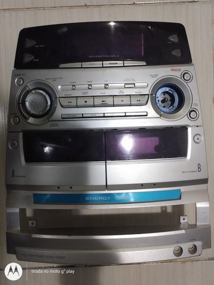 Frente Completa Gradiente Energy 1200Placa Com Display