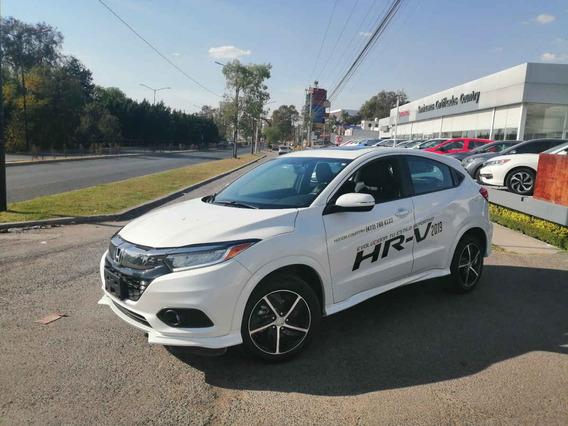 Honda Hr-v 2019 5p Touring L4/1.8 Aut