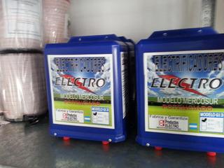 Boyero Electrificador 40k 220v O 12v Dual Envio Grati Cuotas