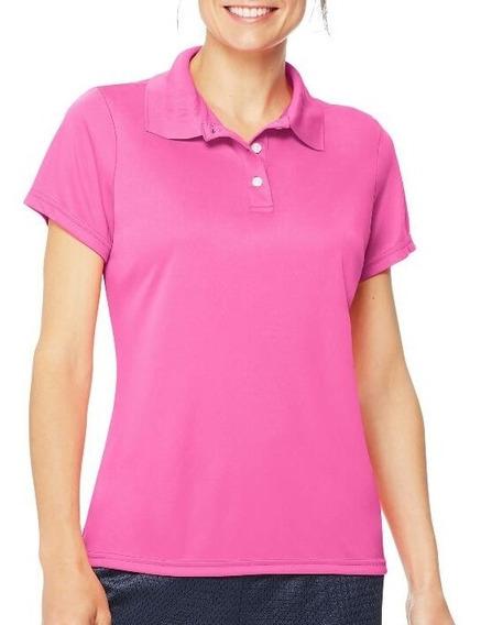 Camisa Polo Feminina Varias Cores Promoção