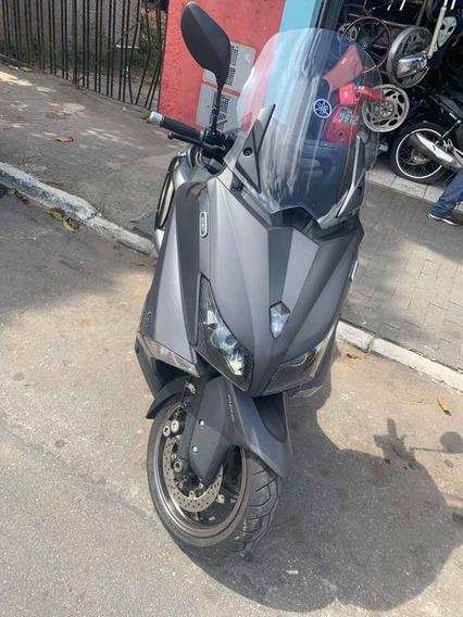 Yamaha T-max 530 (moto Adquirida De Leilão , Pequena Monta )