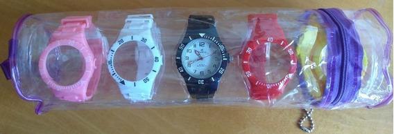 Relógio Unissex Champion Troca Pulseiras