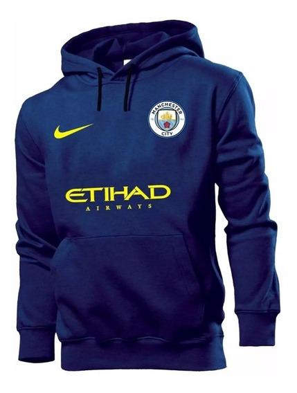Moletom Manchester City Casaco Futebol Homens Lindo