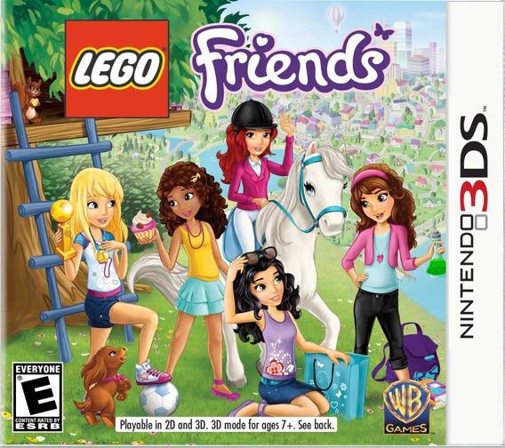 Lego Friends - 3ds - Pronta Entrega!