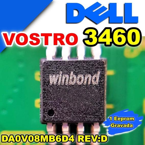 Memória Eeprom Bios Dell Vostro 3460 Placa Da0v08mb6d4 Rev.d