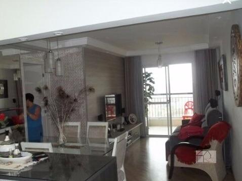 Imagem 1 de 15 de Apartamento Para Venda, 3 Dormitórios, Freguesia Do Ó - São Paulo - 461